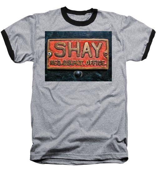 Shay Builders Plate Baseball T-Shirt