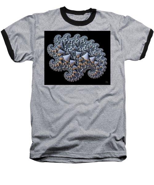 Shell Amoeba Baseball T-Shirt