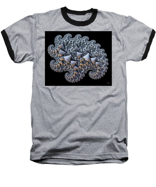 Shell Amoeba Baseball T-Shirt