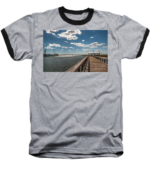Shem Creek Pavilion  Baseball T-Shirt