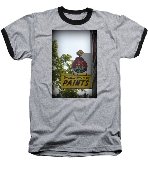 Sherwin Williams Baseball T-Shirt