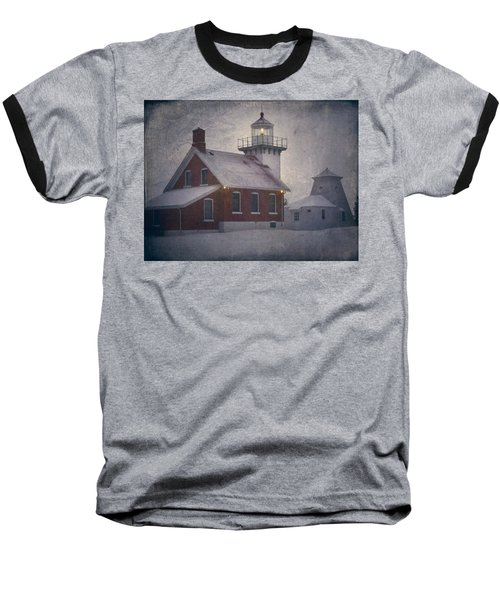 Sherwood Point Light Baseball T-Shirt