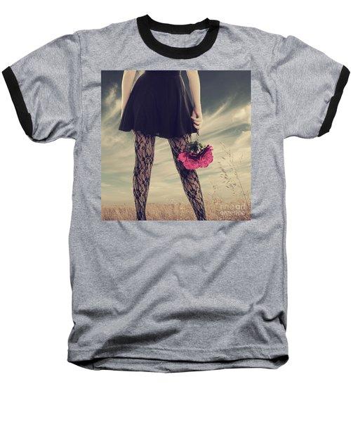 She's Got Legs Baseball T-Shirt