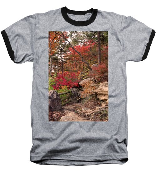 Shifting Colors Baseball T-Shirt
