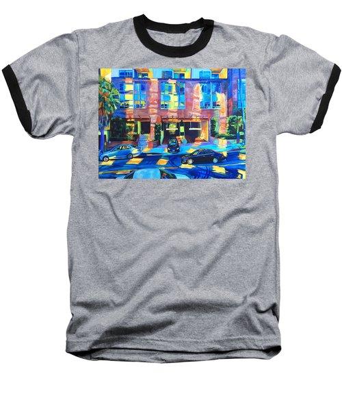 Reflect Baseball T-Shirt by Bonnie Lambert