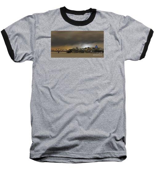 Shimmer Of Pearl.. Baseball T-Shirt by Nina Stavlund