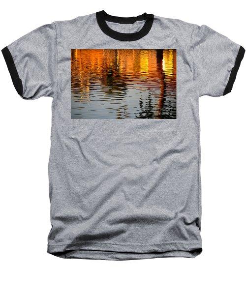 Shimmering Waters Baseball T-Shirt