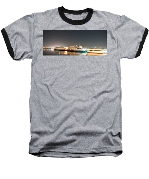 Ship Baseball T-Shirt