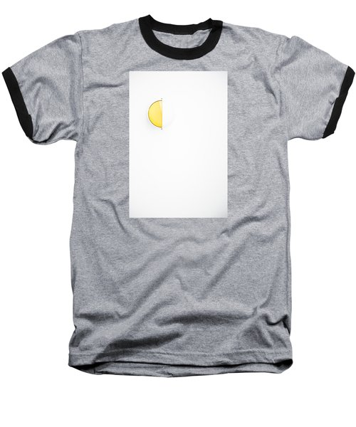 Ship Light Baseball T-Shirt by Darryl Dalton