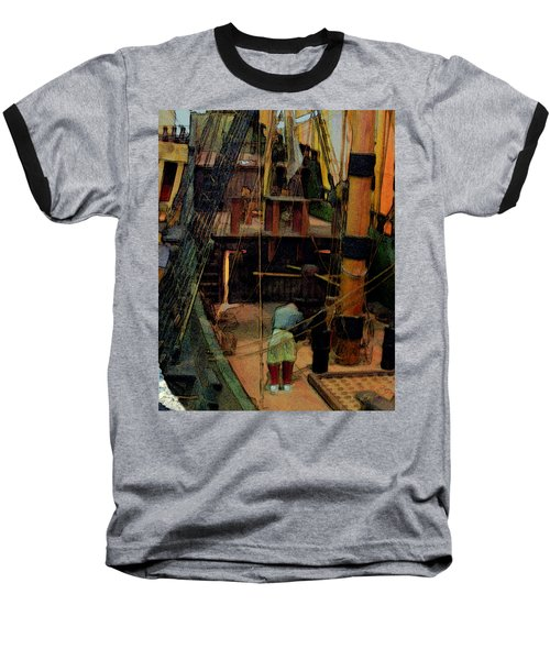 Ship's Carpenter Baseball T-Shirt
