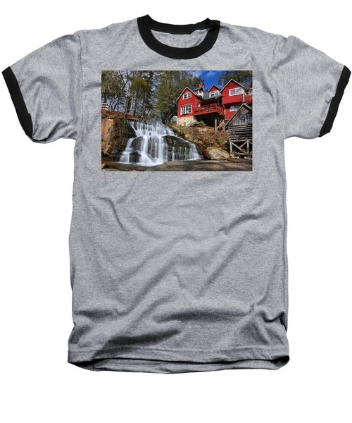 Shoal Creek Falls  Baseball T-Shirt
