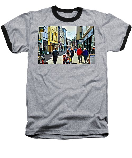 Shopping Baseball T-Shirt
