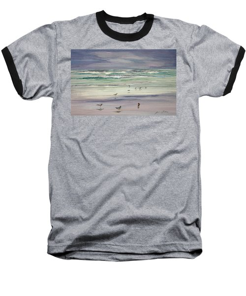 Shoreline Birds IIi Baseball T-Shirt