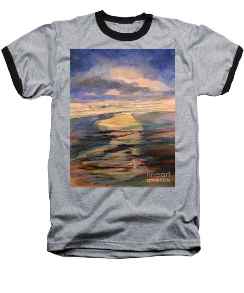 Shoreline Sunrise 11-9-14 Baseball T-Shirt