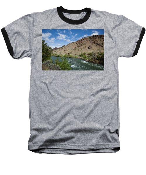 Shoshone River Baseball T-Shirt