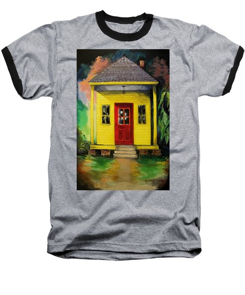 Shotgun House Baseball T-Shirt