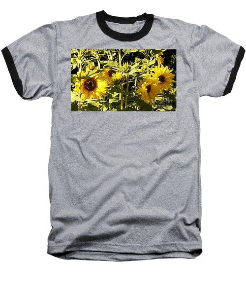 Shout Out Summer Baseball T-Shirt