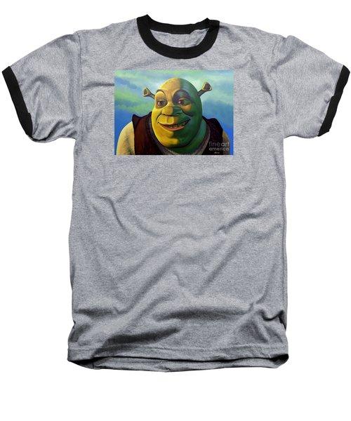 Shrek Baseball T-Shirt