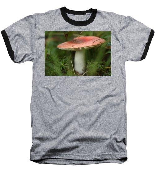 Shroomery Baseball T-Shirt by Neal Eslinger