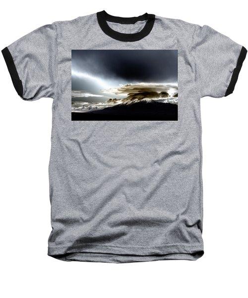 Shrouded Oquirrh Baseball T-Shirt