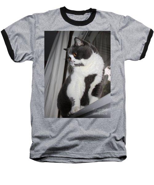 Shuli  Baseball T-Shirt