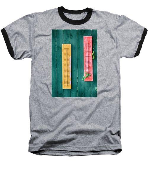 Shutterbug Baseball T-Shirt