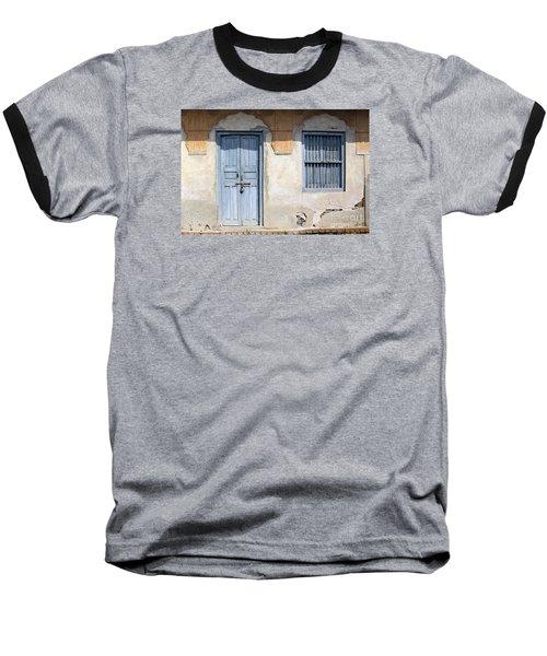 Shuttered #6 Baseball T-Shirt