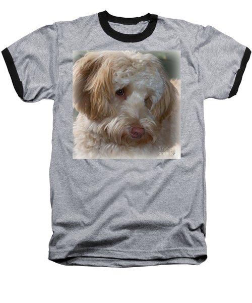 Shy Doodle Baseball T-Shirt