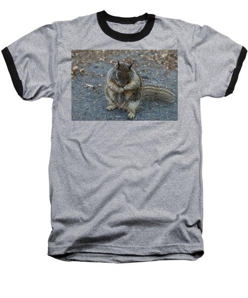 Shy Guy  Baseball T-Shirt