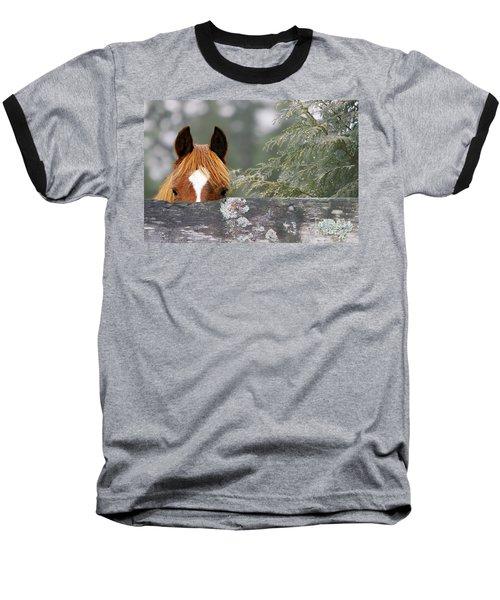 Shyness Baseball T-Shirt