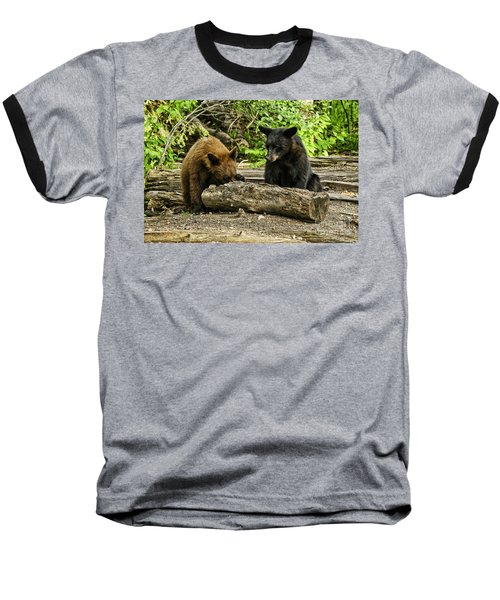 Sibling Lunch Baseball T-Shirt
