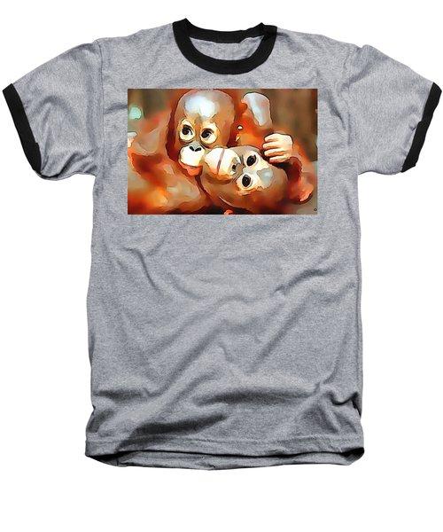 Siblings Baseball T-Shirt