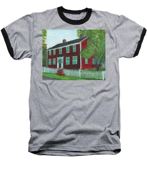 Sibson House Baseball T-Shirt