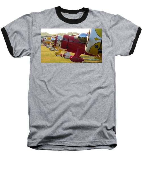 Side By Side. Oshkosh 2012 Baseball T-Shirt