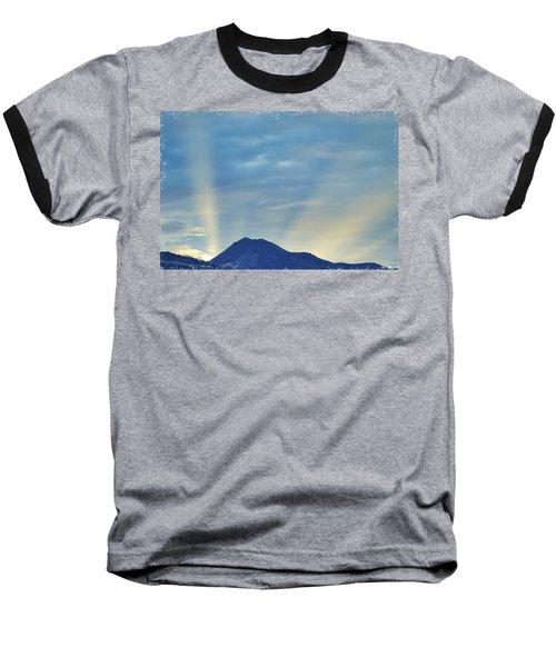 Sierra Sunset Baseball T-Shirt