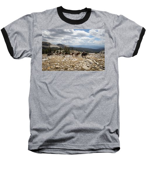 Sierra Trail Baseball T-Shirt