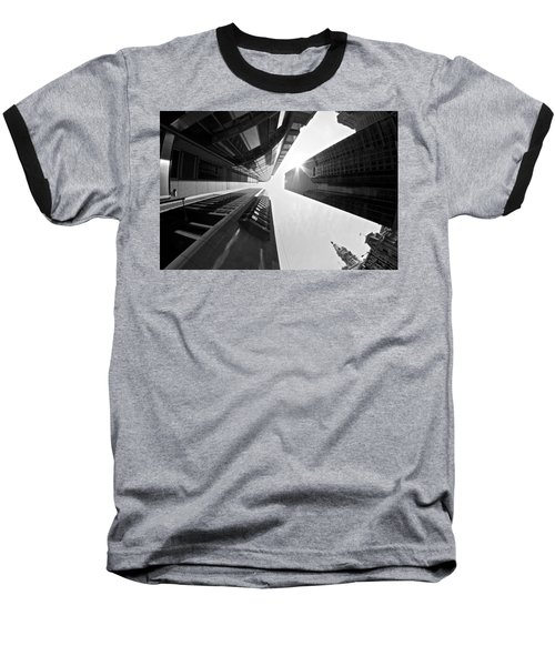 Sign In The Sky Baseball T-Shirt