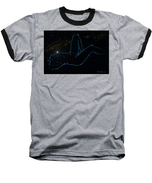 Sign Of The Zodiac Woman Ce 2 Baseball T-Shirt