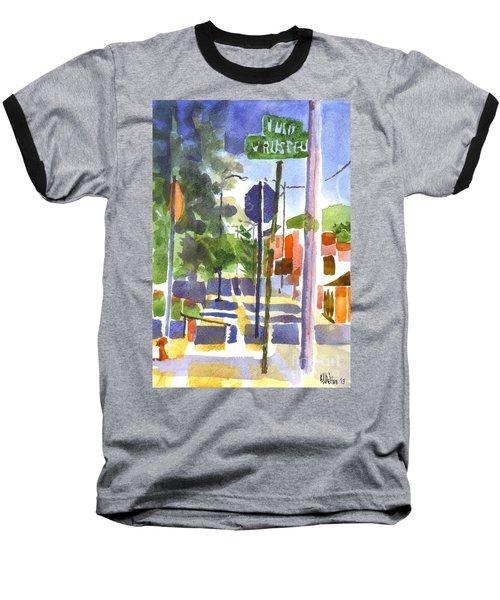 Sign Posts Baseball T-Shirt