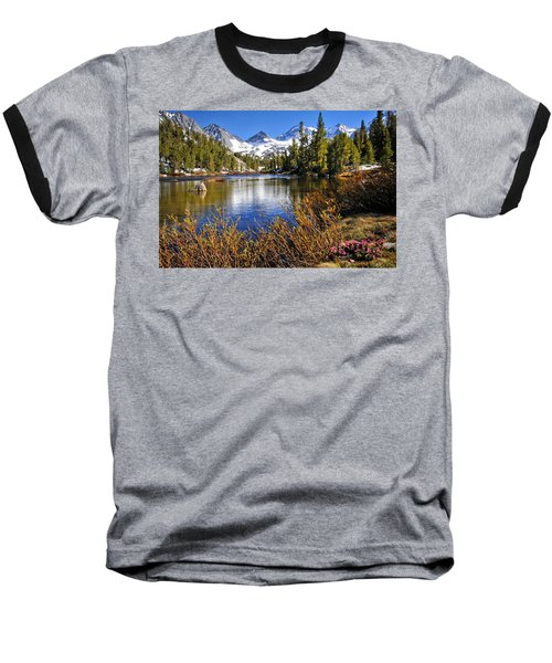 Baseball T-Shirt featuring the photograph Signs Of Spring by Lynn Bauer