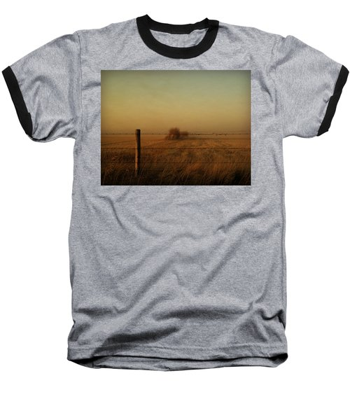 Silence Of Dusk Baseball T-Shirt
