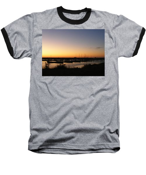 Silent Harbor Baseball T-Shirt