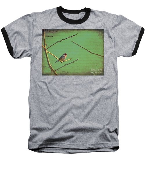 Silent Song Baseball T-Shirt