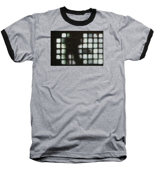 Shadow Previously Titled Silhouette Baseball T-Shirt
