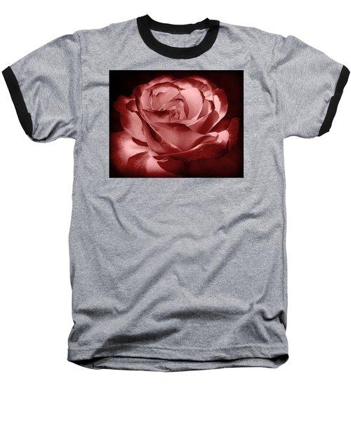 Silk  Baseball T-Shirt by Athala Carole Bruckner