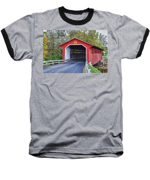 Silk Bridge 8258 Baseball T-Shirt