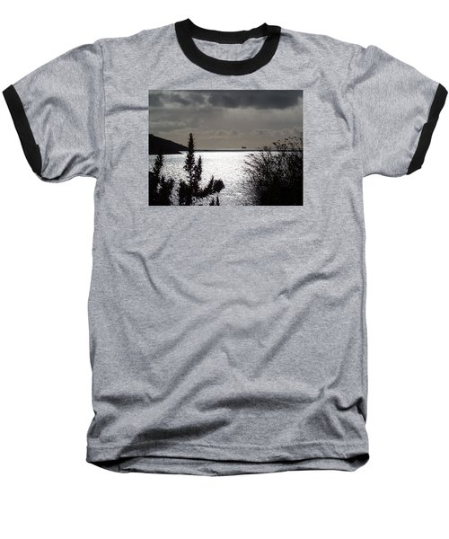 Silver Baseball T-Shirt