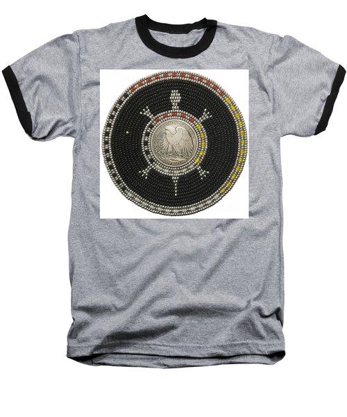 Silver Eagle Baseball T-Shirt