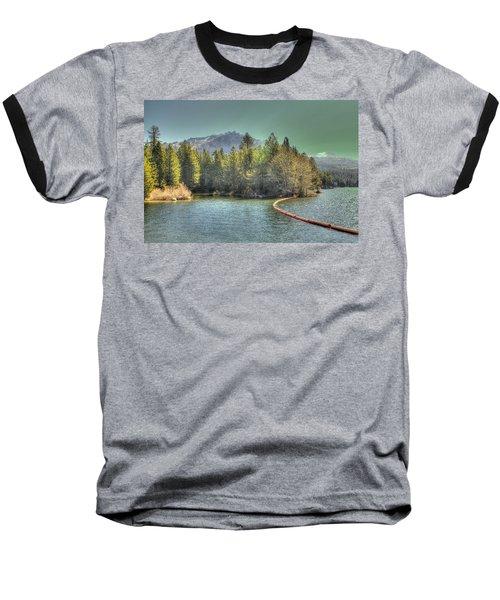 Silver Lake 3 Baseball T-Shirt