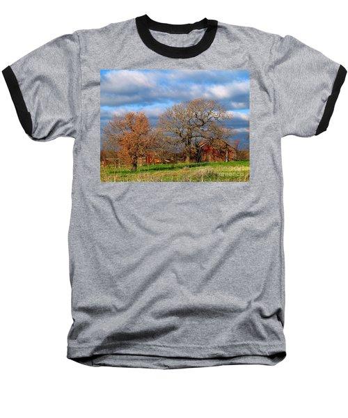 Simple Hideaway  Baseball T-Shirt
